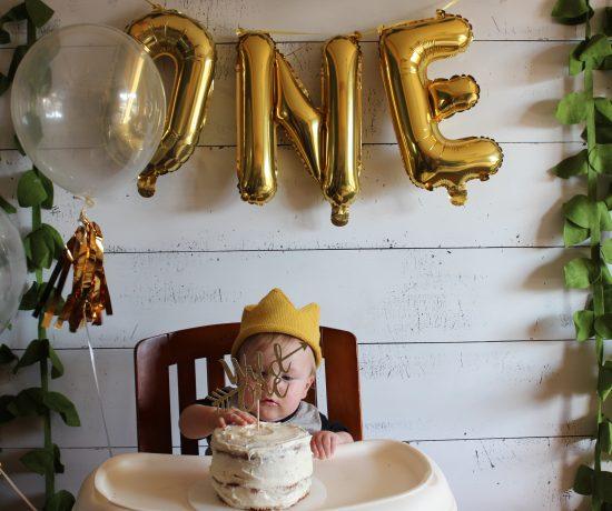 Wild One First birthday Party