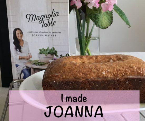 Joanna Gaines Lemon Poppyseed Bread