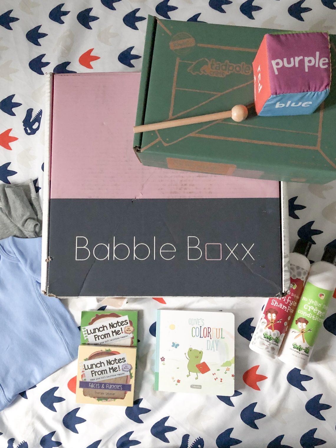 babbleboxx review