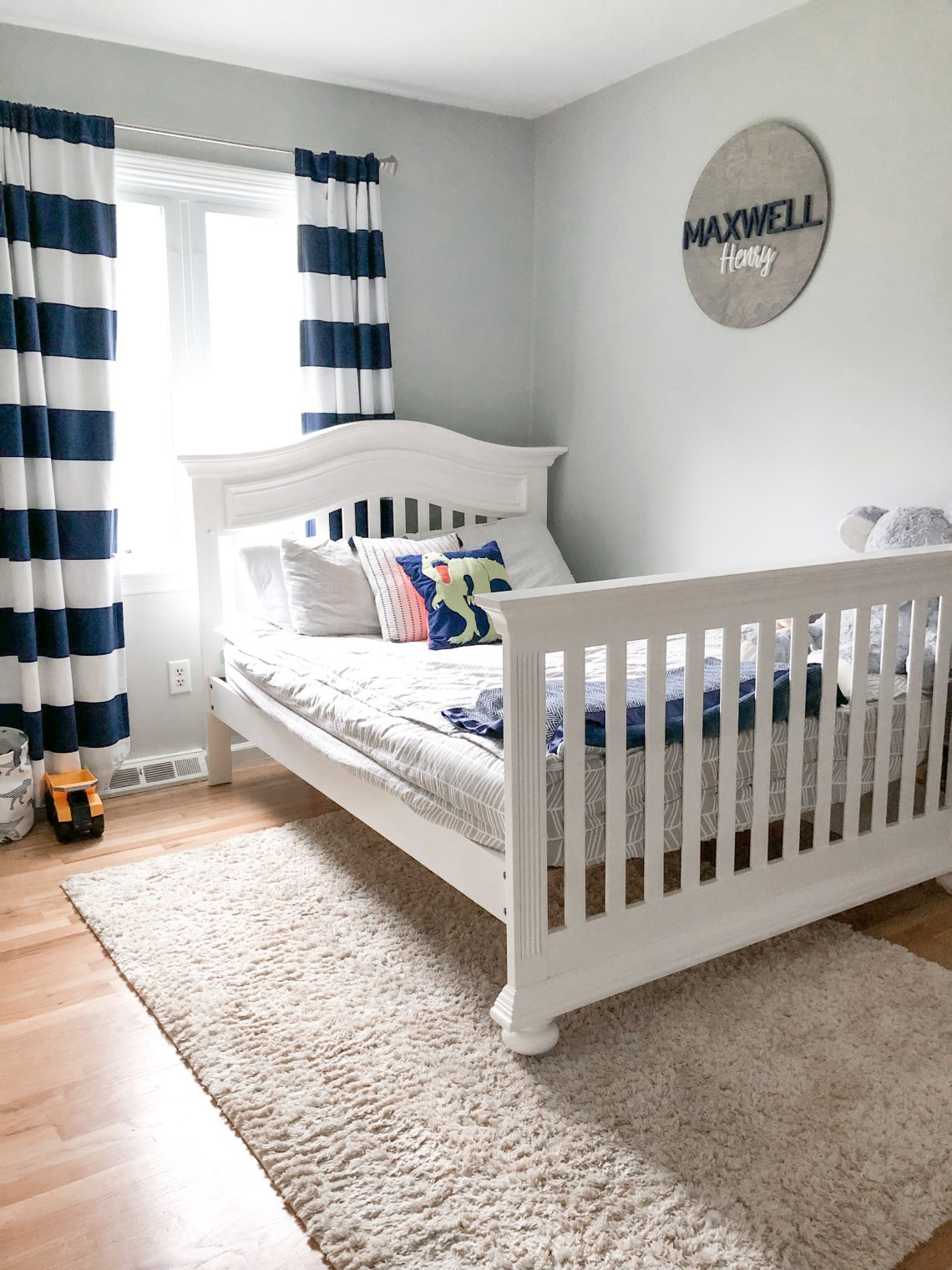 Big Boy Room Reveal - Beddy's Bedding