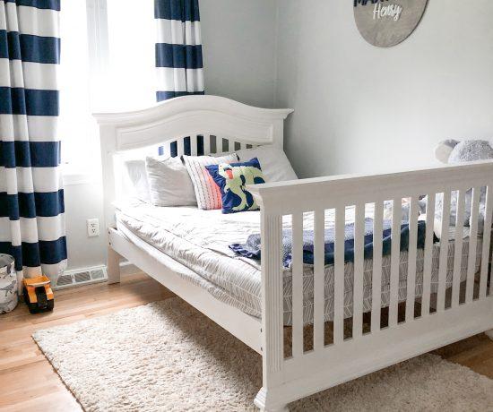 Big Boy Room Reveal - Beddy's Bedding