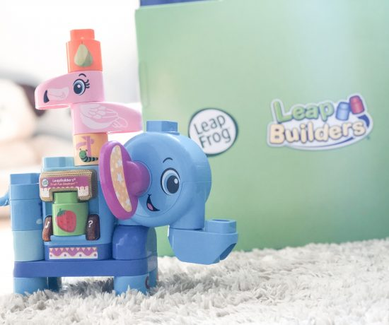 Interactive Play with LeapFrog Elephant