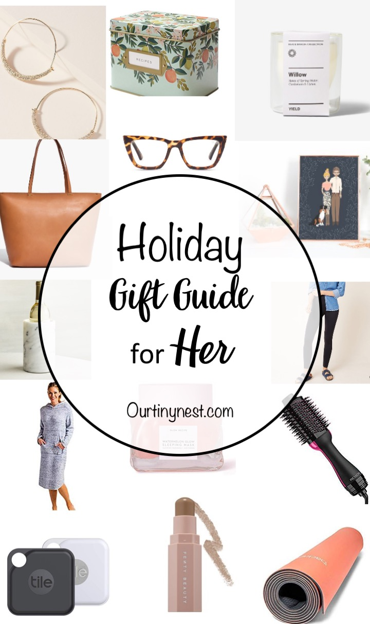 2019 Holiday Gift Guide for Her