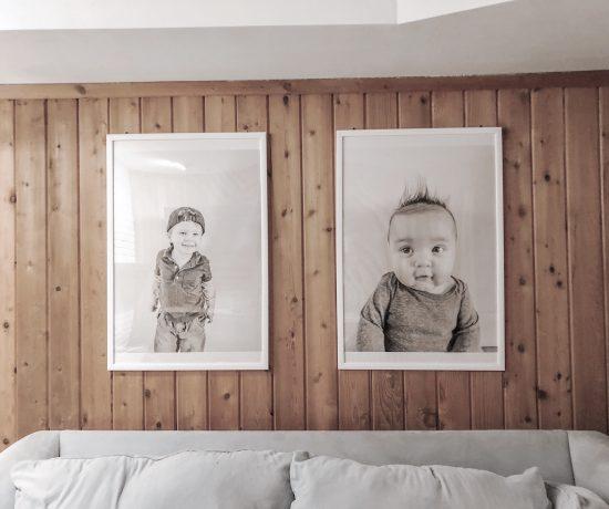 dIY engineer prints of your kids