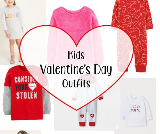 Kids Valentine's Day Outfits