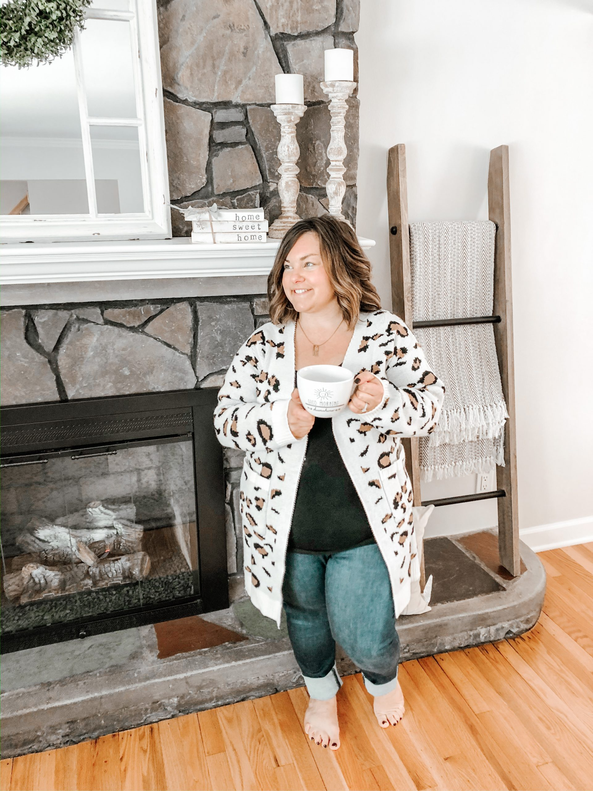 Upstate New York wife, mama and blogger Nicolle from Our Tiny Nest