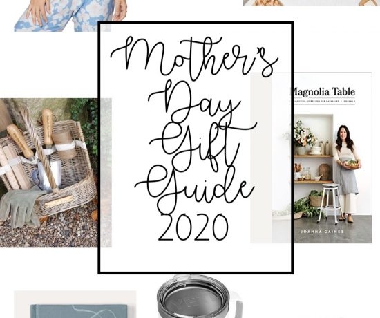 Mother's Day gift guide 2020
