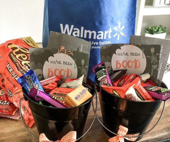 Halloween Boo Bags