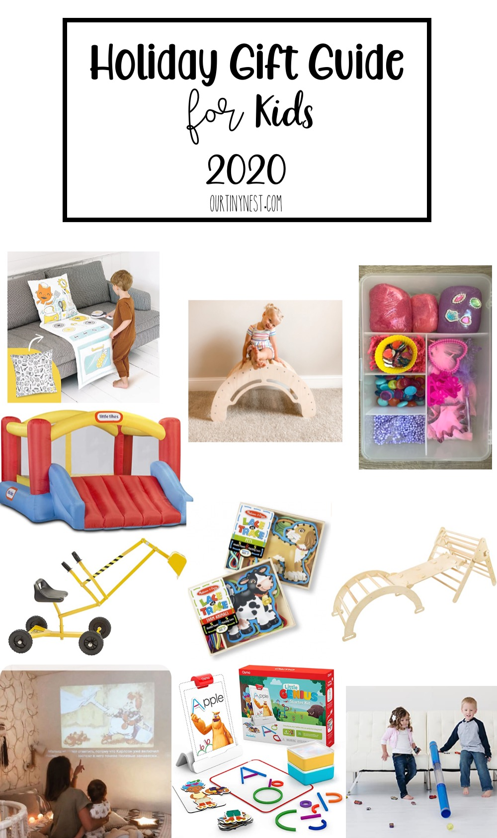 holiday gift guide for kids 2020