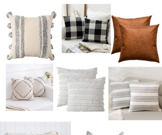 Best throw pillow covers on Amazon