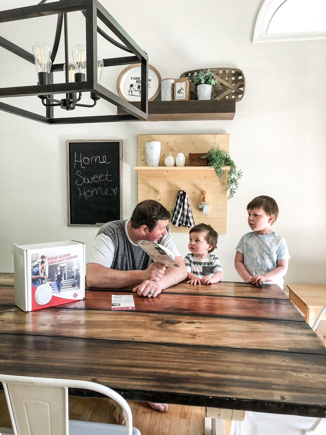 Talking to your kids about fire safety