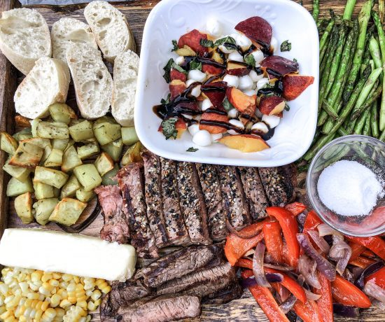 How to make the ultimate steak charcuterie board